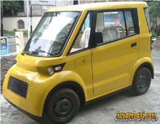 Mobil Arina-SMK